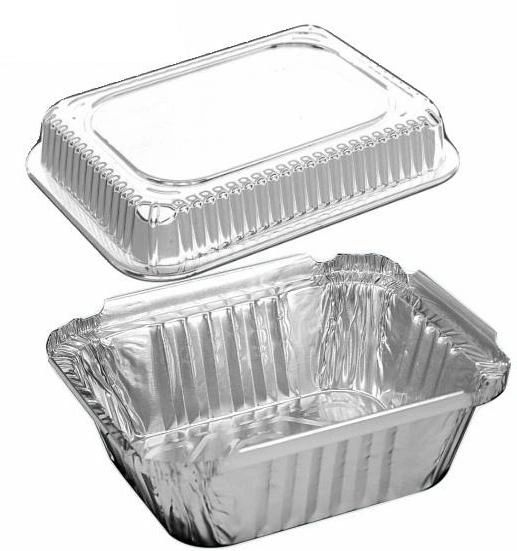 WP - [5045DL] - Plastic Dome Lid for Oblong Container - 1000/CS