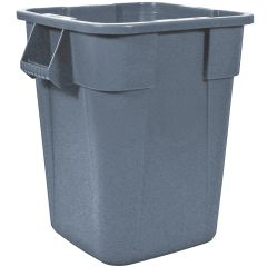 Rubbermaid - 353600- Square Brute Container without Lid