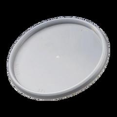 Genpak - [PL16-500] - Lids for Foam Food Container - 500/CS