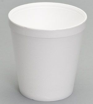 Genpak - [24C] - 24oz Foam Food Container - 500/CS