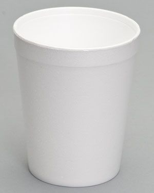 Genpak - [32CT] - 32oz Foam Food Container - 500/CS