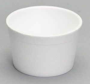 Genpak - [5C] - 5oz Foam Food Container - 1000/CS