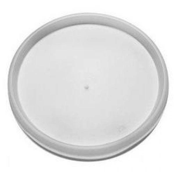 Genpak - [FBS100] - Translucent Plastic Lid - 1000/CS