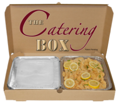 Regular Catering Box - 50/BD