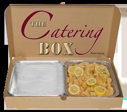 Regular Catering Box - 50/BD
