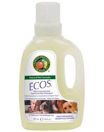 Pet ECOS Natural Pet Laundry Detergent
