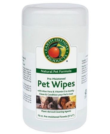 Pet ECOS Natural Pet Wipes