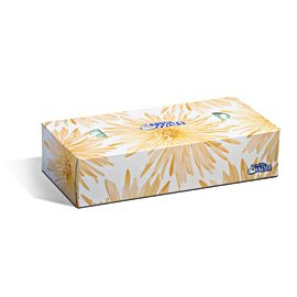 Facial Tissue - 2 Ply, 100 Sheet - [08300] - White Swan - 36Boxes/CS