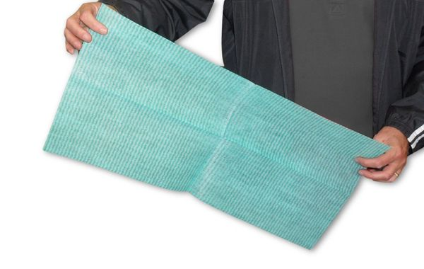 Food Service Towel - Green - [CH6270] - Chix - 150/CS