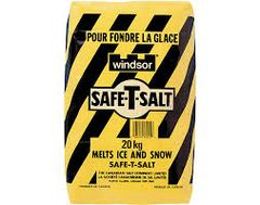 Safe-T-Salt - 20kg - Windsor Salt