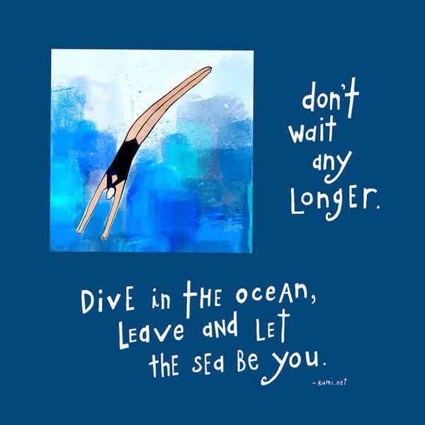 Don't Wait Any Longer