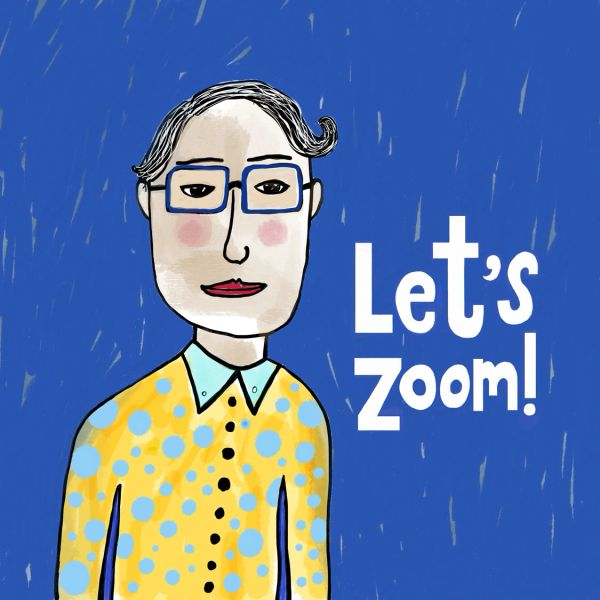 Let's Zoom (Man)