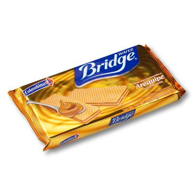 Galleta Wafer Bridge Arequipe 151g