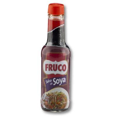 Salsa de Soya Fruco 154ml