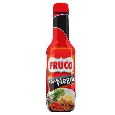 Salsa Negra Fruco 155ml