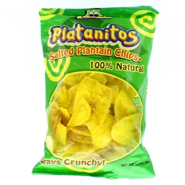 Platanitos Natural Mayte 85g