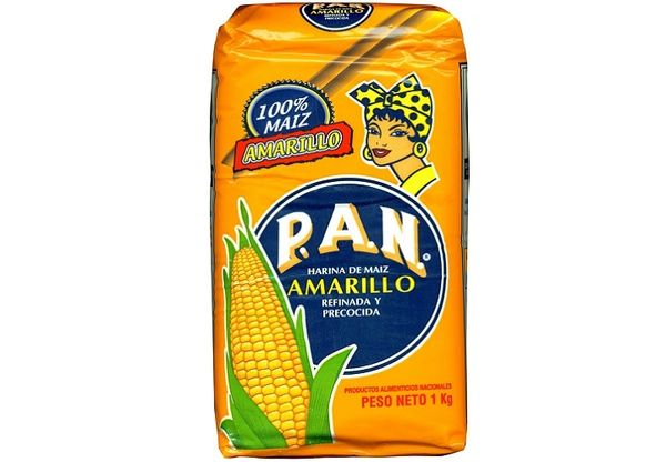 Harina PAN Amarillo 1 Kg