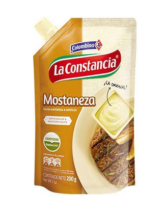 Mostaneza La Constancia 200g