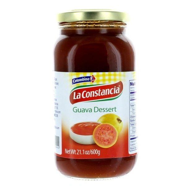 Guava Dessert La Constancia