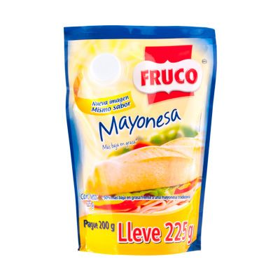 Mayonesa Fruco 200g