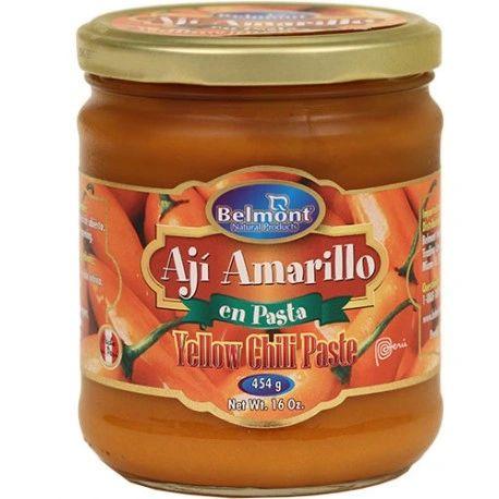 Aji Amarillo en Pasta Belmont 227g