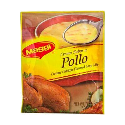 Sopa Crema Pollo 64g