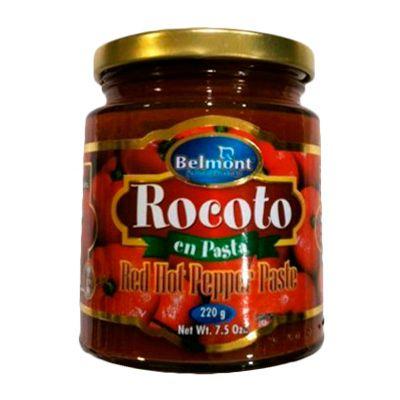 Rocoto en Pasta Belmont 227g