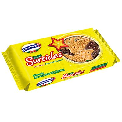 Galletas Surtidas Colombina