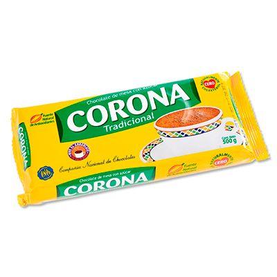 Chocolate Corona Tradicional 500g