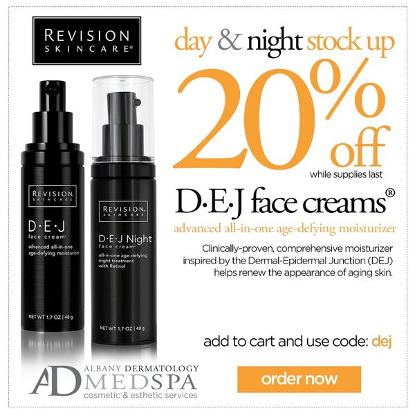 Revision - DEJ Day Face Cream