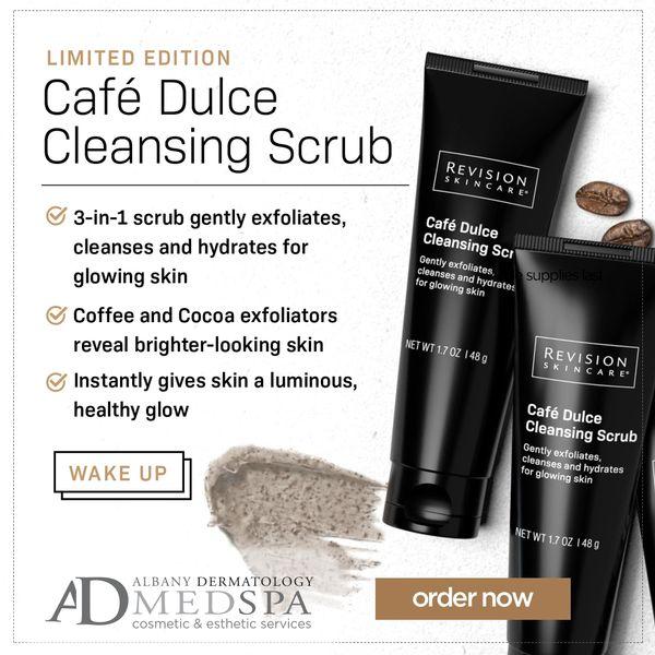 Revision - Café Dulce Cleansing Scrub