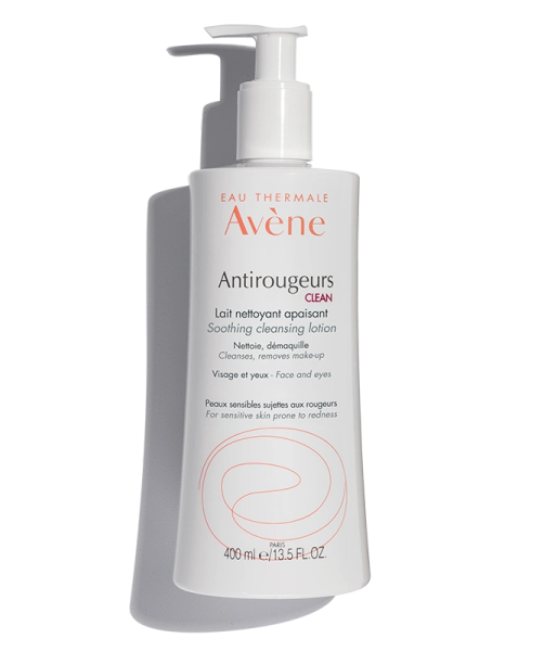 Avène - Antirougeurs CLEAN Refreshing Cleansing Lotion