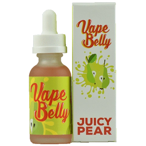 Vape Belly: Juicy Pear
