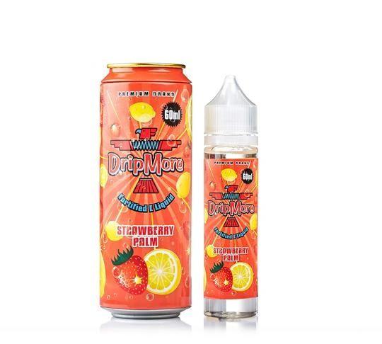 Drip More - Strawberry Palm - 60 ml