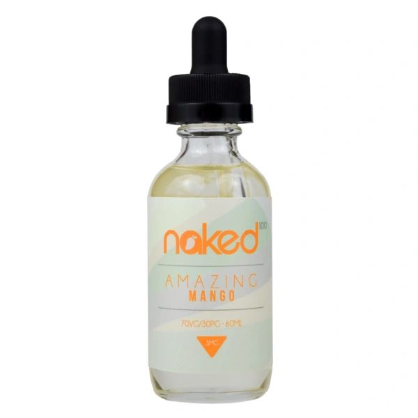 Naked 100: Amazing Mango