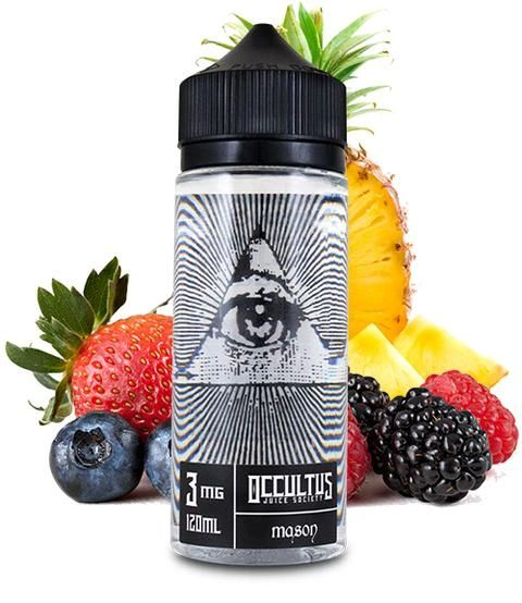 Mason by Occultus Juice Society 120ml