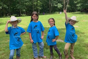 Summer Horse Camp at JL Performance Horses - Day and Overnight Camp programs