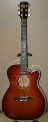 Alvarez by Kazuo Yairi WY-ISB Acoustic Electric Guitar