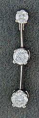 1/2ctw Diamond Journey Pendant