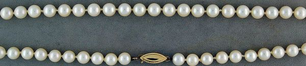 "Ladies 18"" Pearl Necklace"