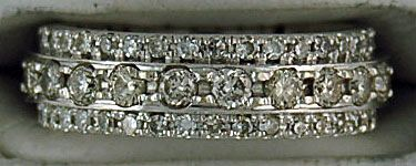 1-1/2ctw Diamond Eternity Band