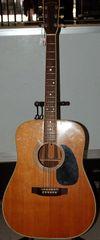 1979 Takamine Model F375S Acoustic Guitar