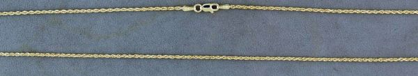 "28"" Long Rope Chain"