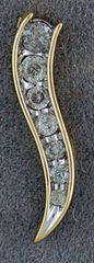 1/3ctw Diamond Journey Pendant