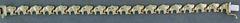 "7"" Elephant Link Bracelet"