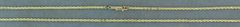 "18"" Long Rope Chain"