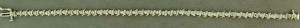 1/8ctw Diamond Tennis Bracelet