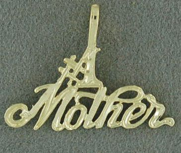 #1 Mother Pendant