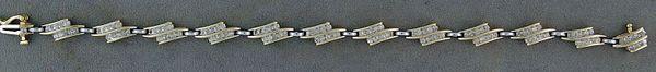 "5/6ctw 7"" Diamond Tennis Bracelet"