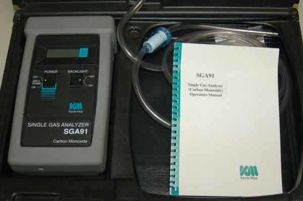 Kane May Gas Analyzer
